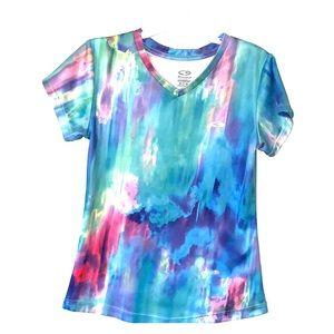 Champion dry fit girls shirt